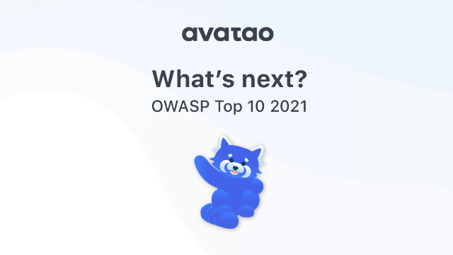 What's next? OWASP top 10 2021