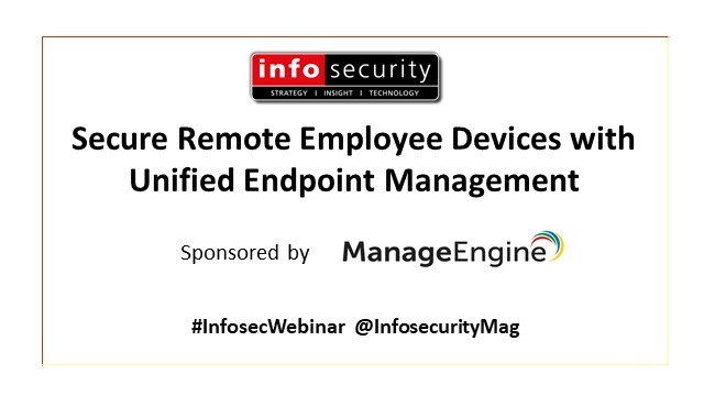 Securing Remote Employee Devices with Unified Endpoint Management