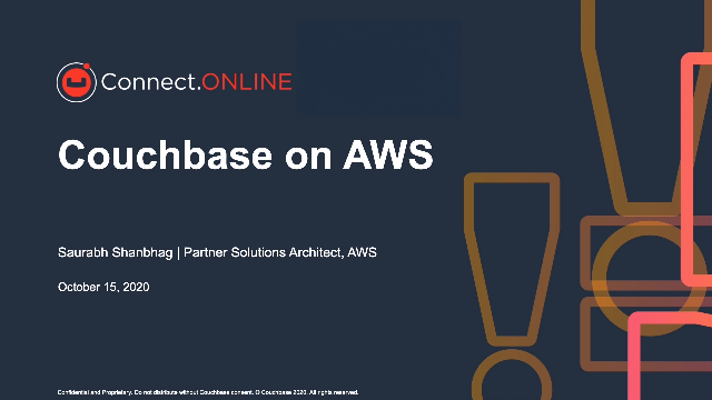 Couchbase Cloud on AWS