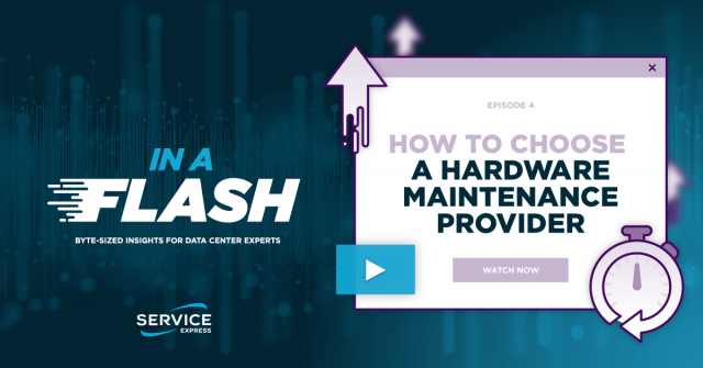 How to Choose a Hardware Maintenance Provider