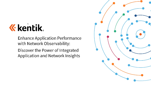 Enhance Application Performance with Network Observability