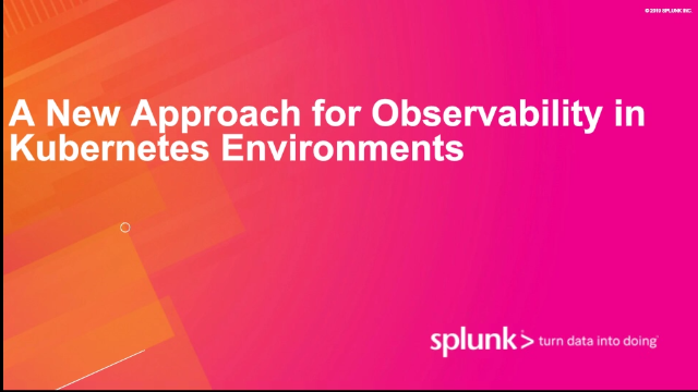 New Approach for Observability in Kubernetes Environments
