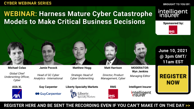 Harness Mature Cyber Catastrophe Models to Make Critical Business Decisions