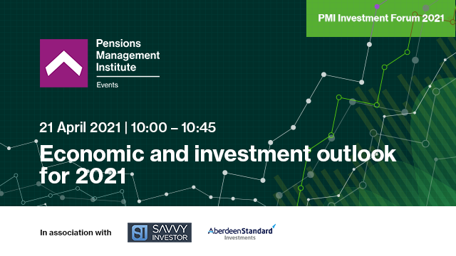 Economic and investment outlook for 2021
