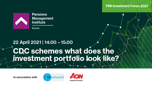 CDC schemes what does the investment portfolio look like?
