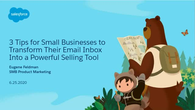3 Tips for Small Businesses to Transform Their Email Inbox Into a Powerful Selli