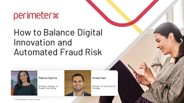 How to Balance Digital Innovation and Automated Fraud Risk