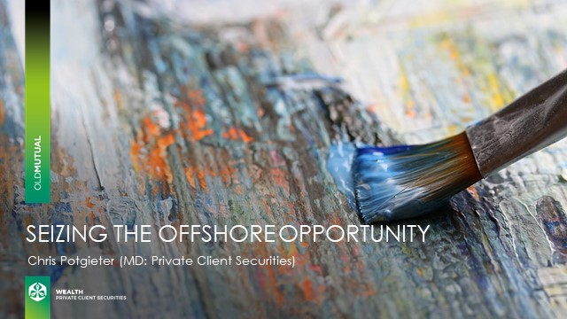 Seizing the offshore opportunity