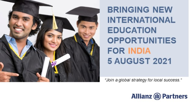Bringing New International Education Opportunities for India