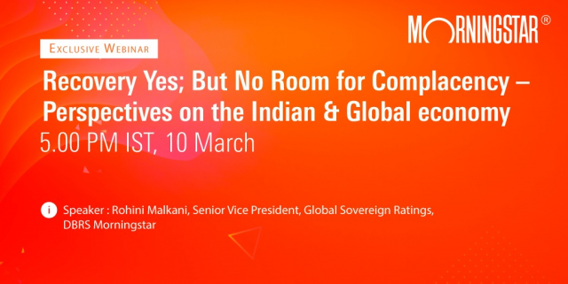 Perspectives on the Indian & Global economy