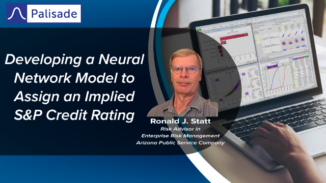Developing a Neural Network Model to Assign an Implied S&P Credit Rating