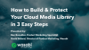 How to Build & Protect Your Cloud Media Library in 3 Easy Steps