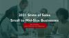 2021 State of Sales