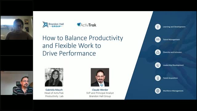 How to Balance Productivity and Flexible Work to Drive Performance