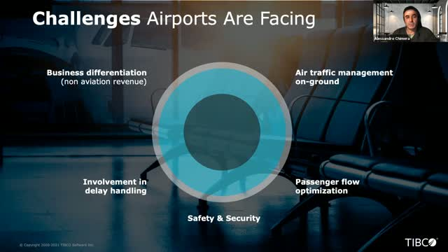 Travelling in 2021: A Journey Facilitated by Technology with TIBCO & IATA