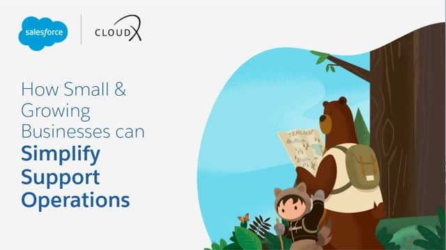 How Small & Growing Businesses can Simplify Support Operations