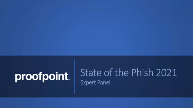 2021 State of the Phish Report