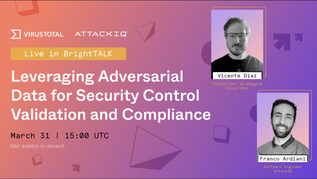 Leveraging adversarial data for security control validation and compliance