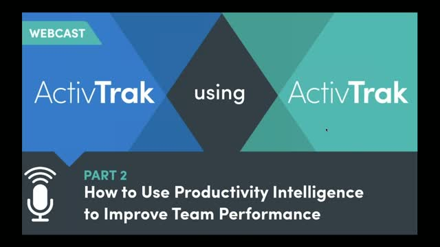 How to Use Productivity Intelligence to Improve Team Performance