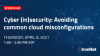 Cloud (in)security: Avoiding common cloud misconfigurations