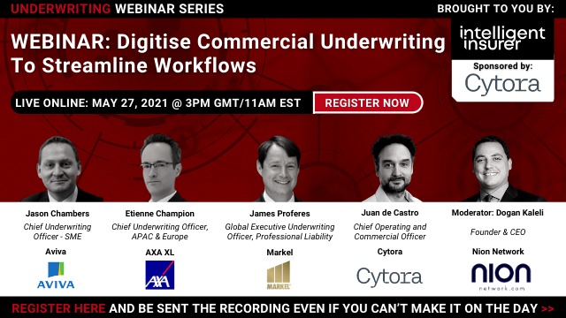 Digitise Commercial Underwriting To Streamline Workflows