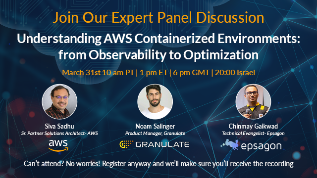 Understanding AWS Containerized Environments: from Observability to Optimization
