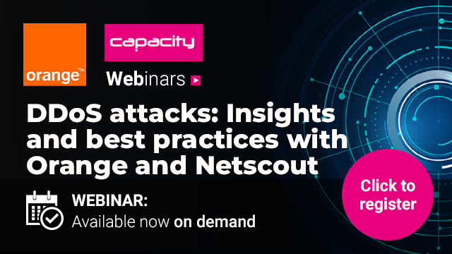 DDoS attacks: Insights and best practices with Orange and NETSCOUT