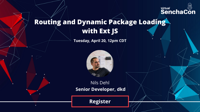 Routing and Dynamic Package Loading with Ext JS