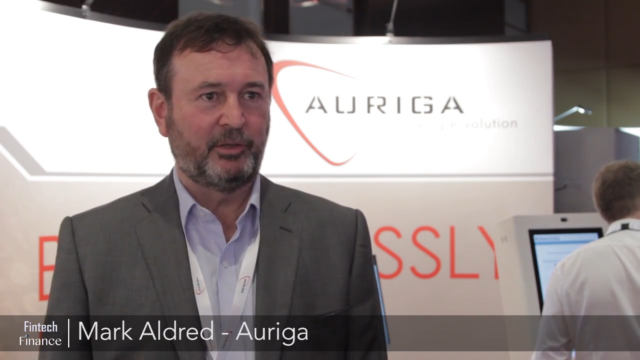 Mark Aldred from Auriga speaks to us at Self-Service Banking 2017