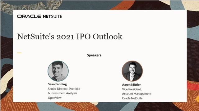 2021 IPO Outlook: A Case Study