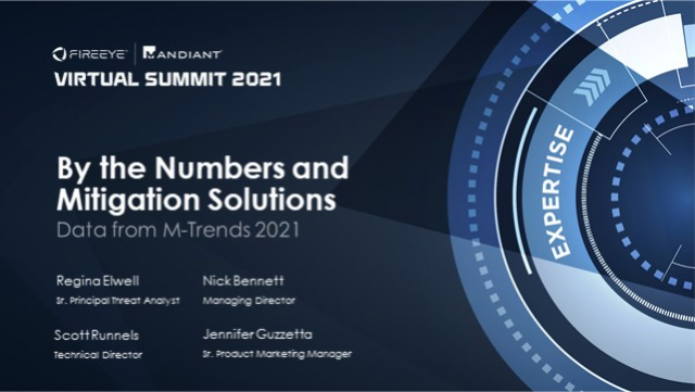 By the Numbers: M-Trends 2021