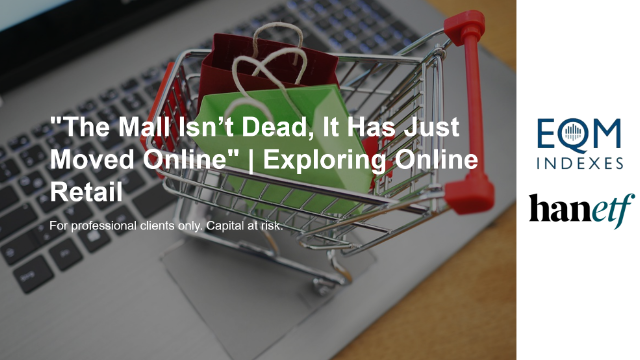 """The Mall Isn't Dead, It Has Just Moved Online"" 