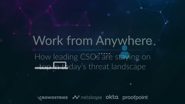 How leading CSOs are staying on top in today's threat landscape