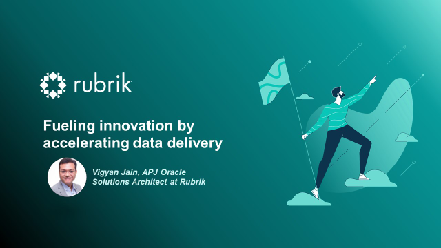 Fueling innovation by accelerating data delivery