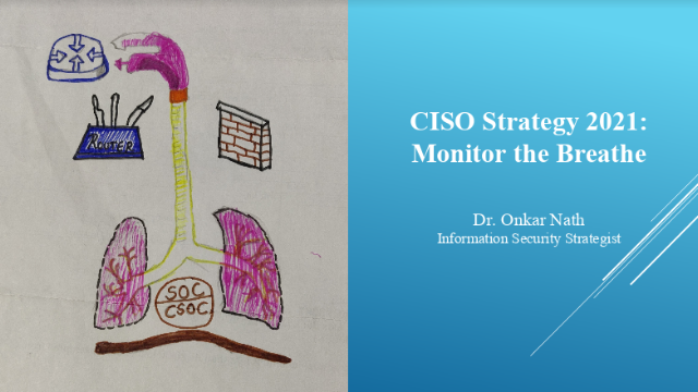 CISO Strategy: Monitor the Breathe