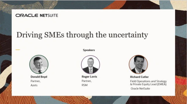 How To Drive SMEs Through the Uncertainty