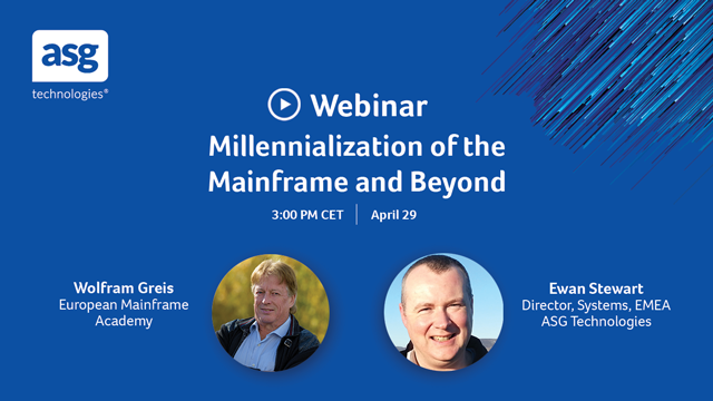 Millennialization of the Mainframe and Beyond
