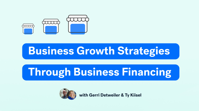 Business Growth Strategies Through Business Financing