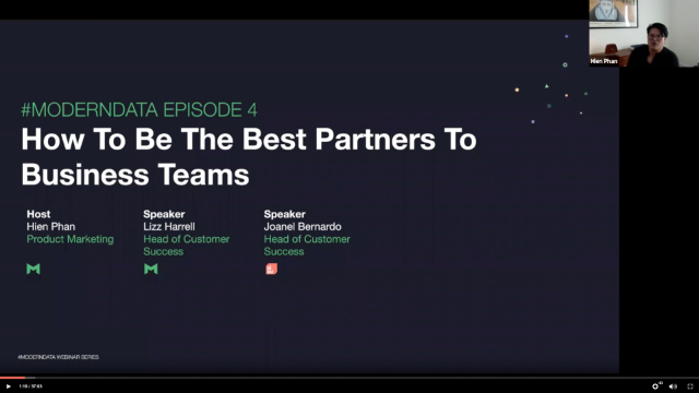 How to be the best partners for business teams