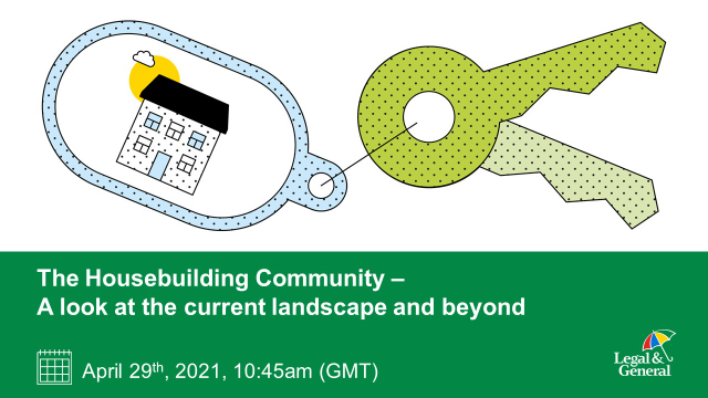 The Housebuilding Community - A look at the current landscape and beyond