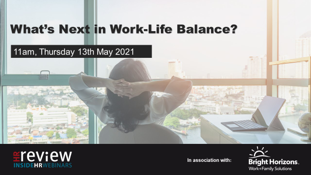What's Next in Work-Life Balance?