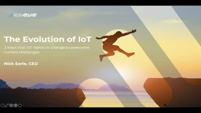 The Evolution of IoT - IoT Tech Expo