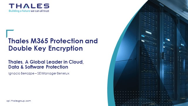 Why Is Double Key Encryption Essential to Protect Sensitive Data? Let's Find Out