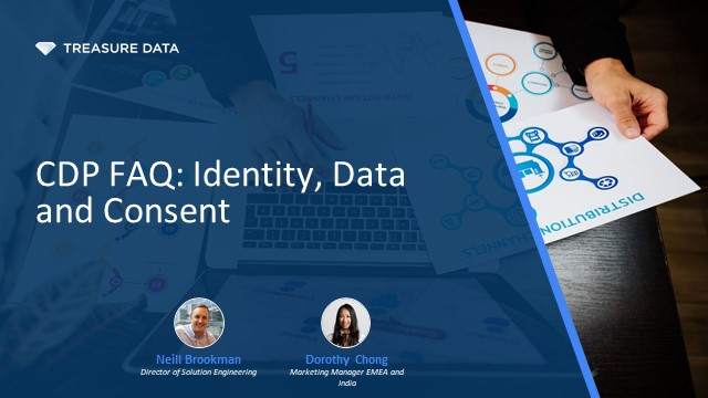 CDP FAQ: Identity Resolution, Data and Consent