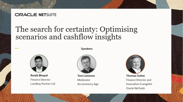 The Search for Certainty: Optimising Scenarios and Cashflow Insights