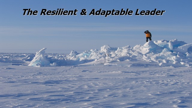 The Resilient and Adaptable Leader: Delivering Under Constant Crisis