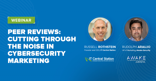 Peer Reviews: Cutting Through the Noise in Cybersecurity Marketing