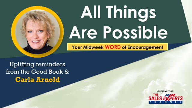 All Things Are Possible - Episode 17 w/special guest Liz Wendling