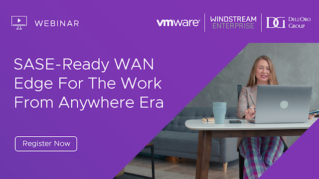SASE-Ready WAN Edge For The Work From Anywhere Era