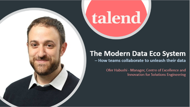 The Modern Data Eco System – How teams collaborate to unleash their data